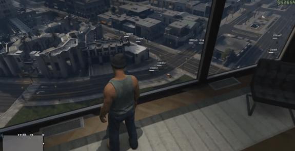 GTA 5 multiplayer details are slim, but this sneak peak looks amazing.