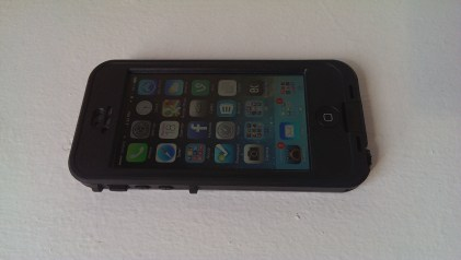 Lifeproof Nuud for iPhone 5 1