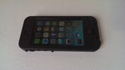 Lifeproof Nuud for iPhone 5 1