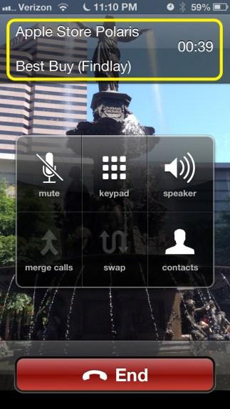 Multiple Calls