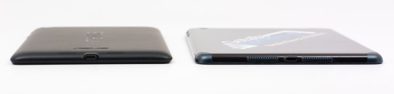 The new Nexus 7 is a device that potential iPad mini buyers must consider.