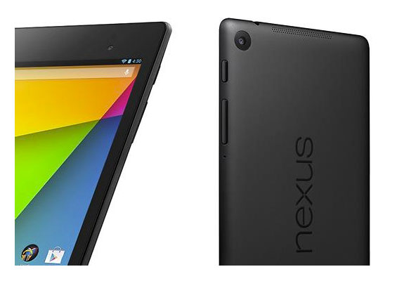The Nexus 7 2 features a 5MP rear-facing camera.
