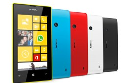 The Nokia Lumia 520