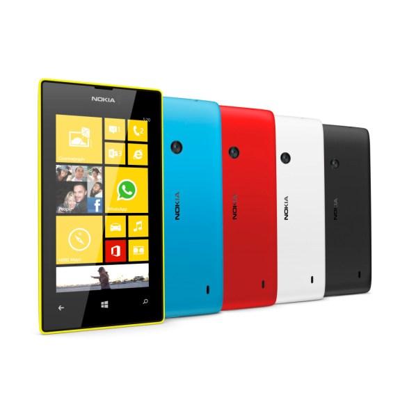 The Nokia Lumia 520