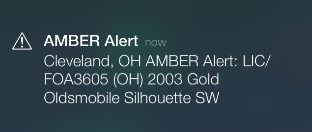 amber alert on iphone what to do when you get an iphone alert 1225