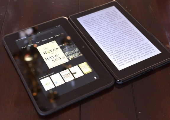 The Kindle Fire HD 2 should take on the iPad mini 2 and Nexus 7 2.