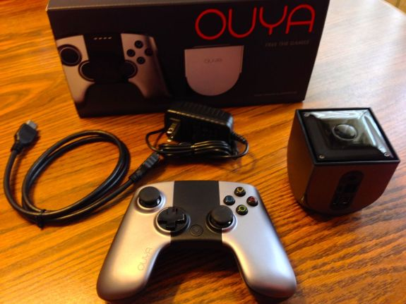 ouya android game system