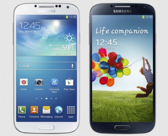 The Samsung Galaxy S4 is now available to C-Spire and MetroPCS users.