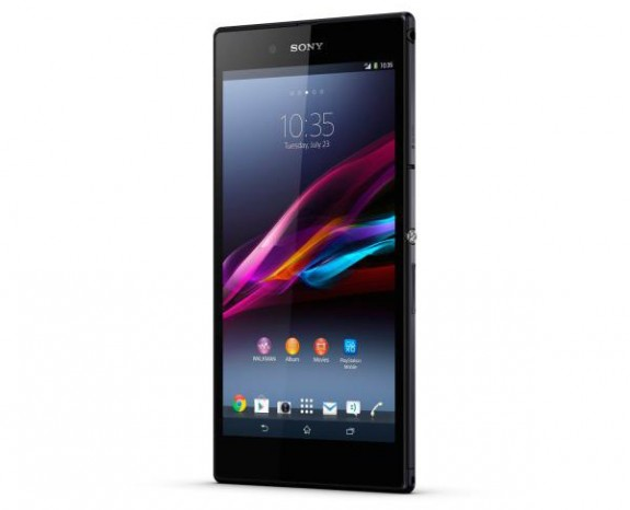 The Sony Xperia Z Ultra could arrive on September 13th.