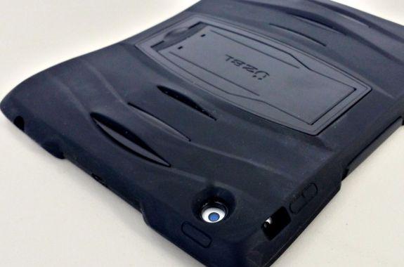 uzbl shockwave rugged case ports
