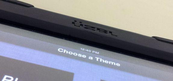 uzbl shockwave rugged case screen edges