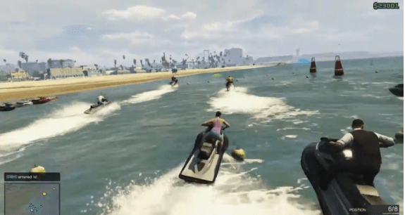 Race all kinds of GTA 5 vehicles in Grand Theft Auto Online.