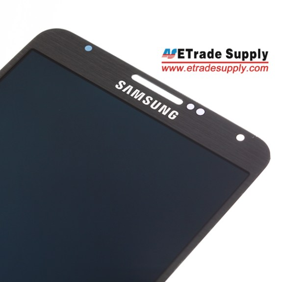 This Galaxy Note 3 front panel doesn't match the one at Amazon.