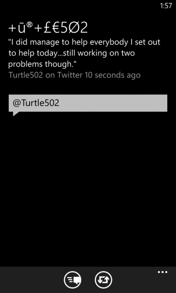 How to Use Twitter on Windows Phone 8 (5)