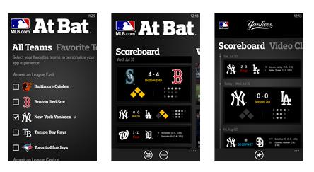 MLB at bat 13