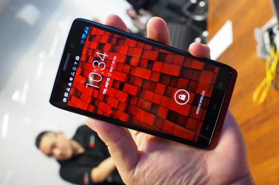 The Droid MAXX from Verizon is shipping out ahead of is August 20th release.