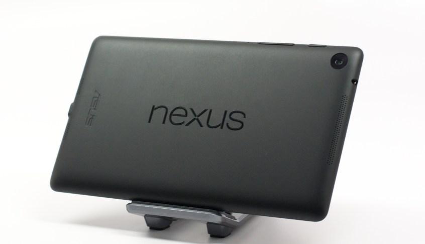 Nexus 7 review (2013) - 003