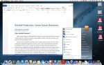 Parallels Desktop 9 for Mac - Word 2013 and StartMenu in Coherence