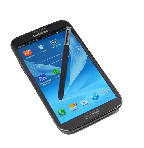 The Galaxy Note 3 may have a Galaxy Note 2 design.