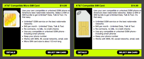 The AT&T Straight Talk SIM is back, making a Straight Talk iPhone more attractive.