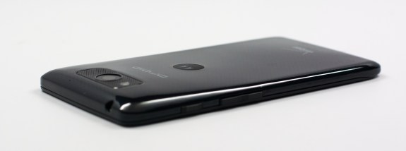 The Verizon Droid Ultra is thin at 7.18mm thick.