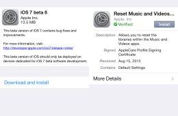 iOS 7 beta 7 release not happening