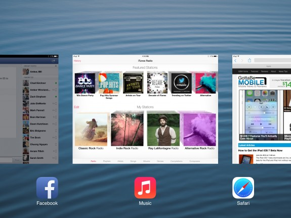 The iOS 7 iPad update could face a small delay until the iPad 5 and iPad mini 2 announcement.