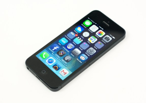 Expect an iPhone 5S display that measures 4-inches and uses the same Retina Display resolution.
