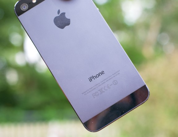The iPhone 5S design may be similar to the iPhone 5, but with a Dual LED pill shaped flash.