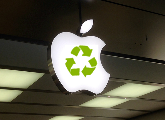 Apple now accepts iPhone trade-ins at Apple Stores.