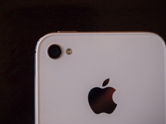 The iPhone 4S camera won't match the one found on the iPhone 5S.