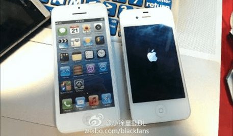 This is how the iPhone 5C could stack up next to the iPhone 4S/4.