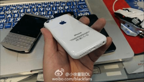 This falls in line with the iPhone 5C plastic back we've seen emerge.