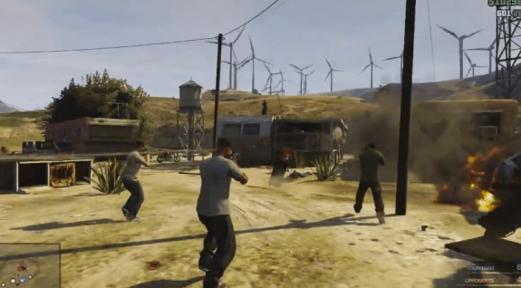 Team up for fun on GTA Online.