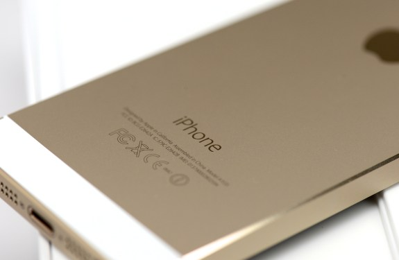 Find a gold iPhone 5s in stock faster with Apple's personal pickup option, but it won't be fast enough for some users.