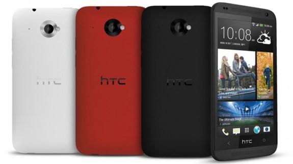 The HTC Desire 601