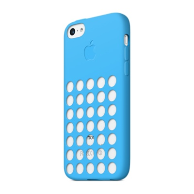 apple iphone 5c case blue