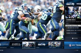 The NFL has an exclusive app experience coming to the Xbox One.