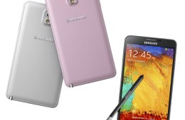 The Samsung Galaxy Note 3 U.S. Release date is confirmed for October.