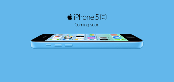 AT&T says the iPhone 5C is coming soon.