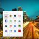 chrome os apps button