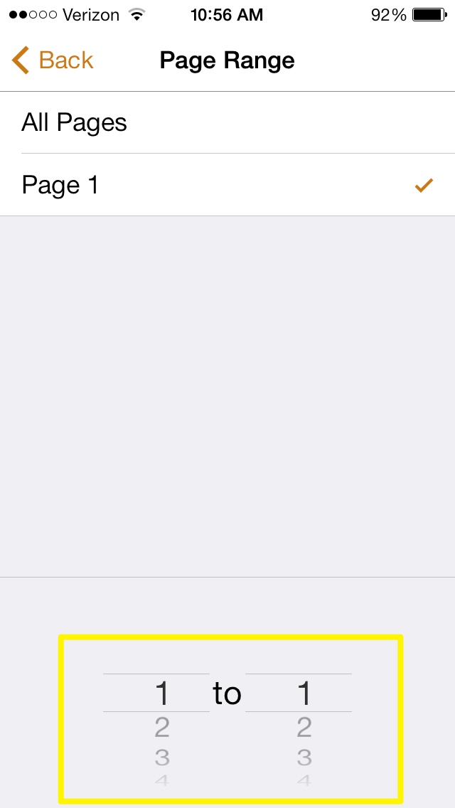 how to add airprint printer to iphone