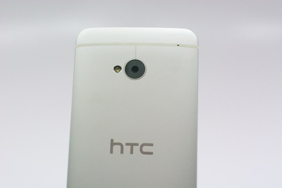 The Verizon HTC One features a very capable camera.