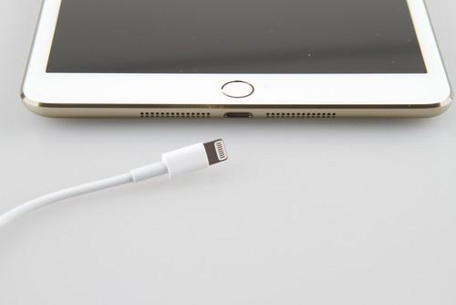 The iPad mini 2 could feature a Touch ID fingerprint sensor.