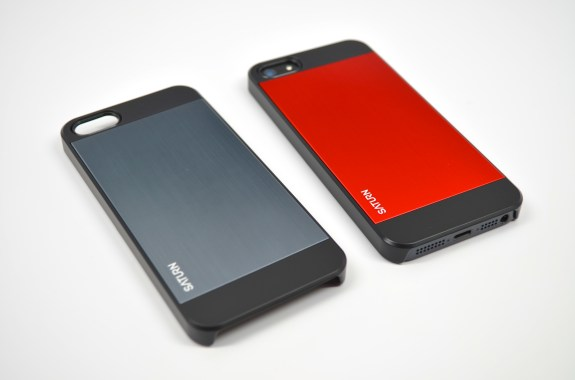 Spigen iPhone 5 cases should fit the iPhone 5S according to the company's Japanese website.