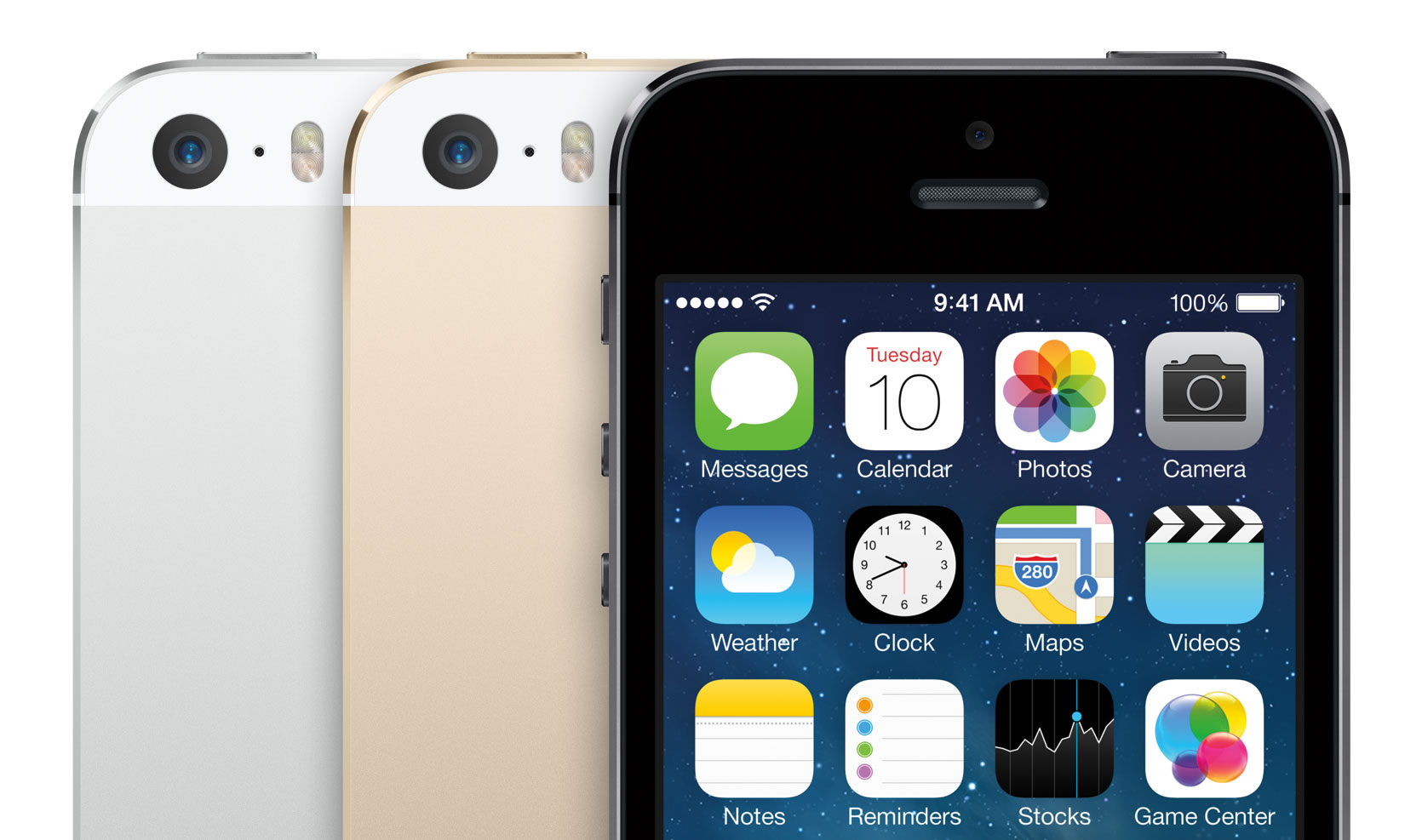 iPhone 5s: AT