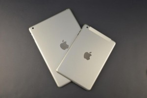 This is how the iPad 5 and iPad mini 2 should look this fall.