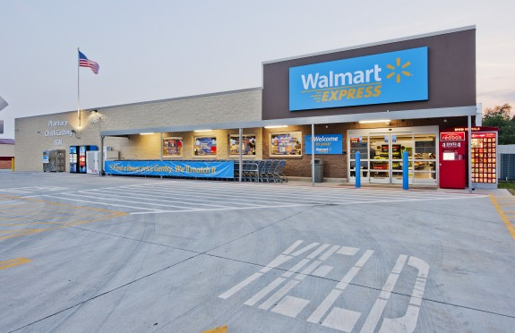 Walmart will now allow users to trade in their smartphone for store credit.