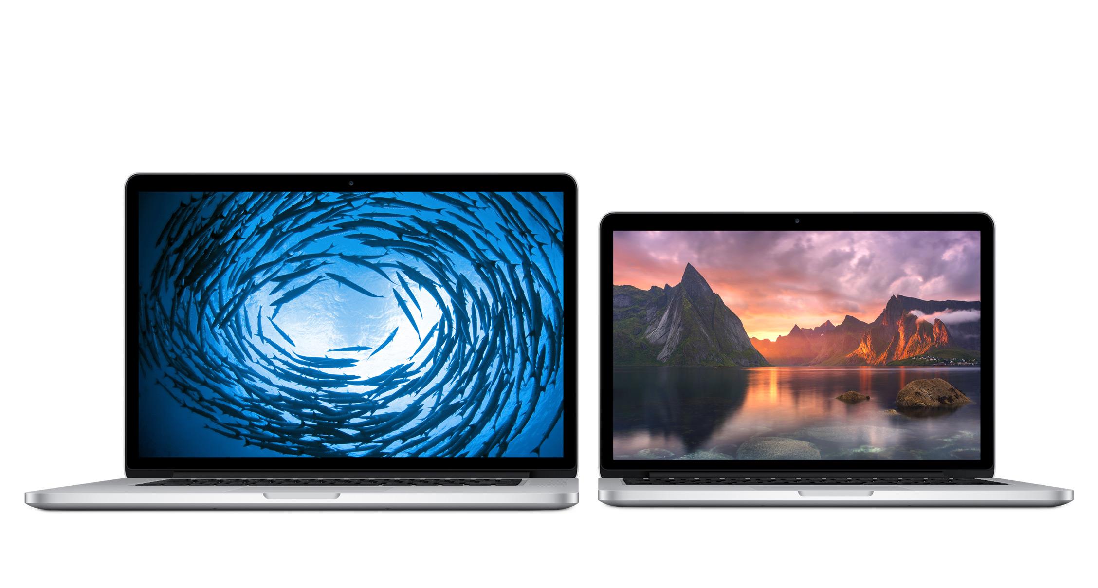 how to clean mac screen retina