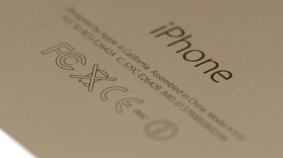 The FCC must approve new smartphones and tablets before sale in the U.S.